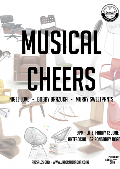 Musical Cheers