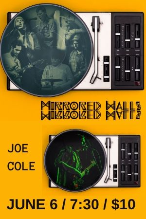 Mirrored Walls and Joe Cole