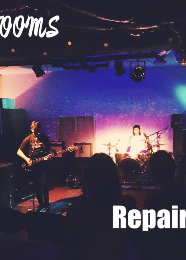 Under The Arcade Presents - Tooms And Repairs