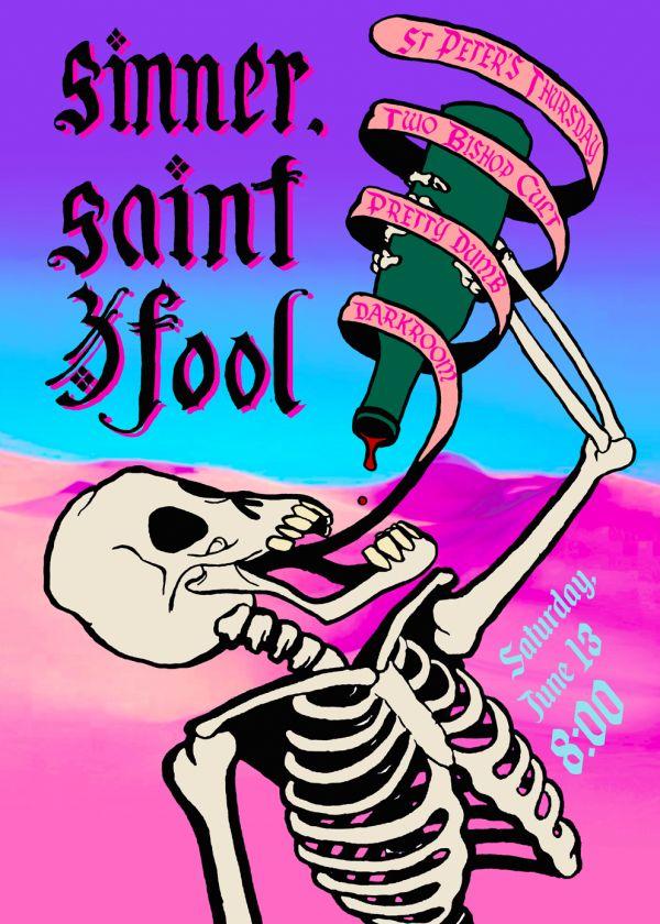 Sinner, Saint & Fool - St. Peter's Thursday, Two Bishop Cult, Pretty Dumb