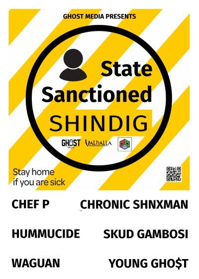 State Sanctioned Shindig