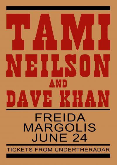Tami Neilson & Dave Khan