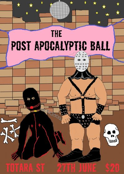 The Post Apocalyptic Ball