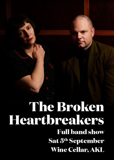 The Broken Heartbreakers Live Full Band Show
