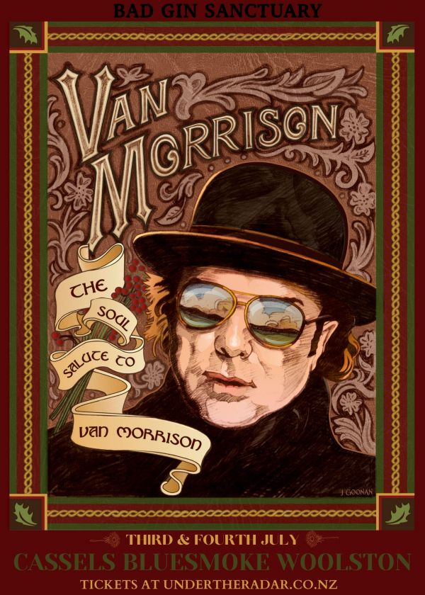 A Soul Salute To Van Morrison (Night 2)