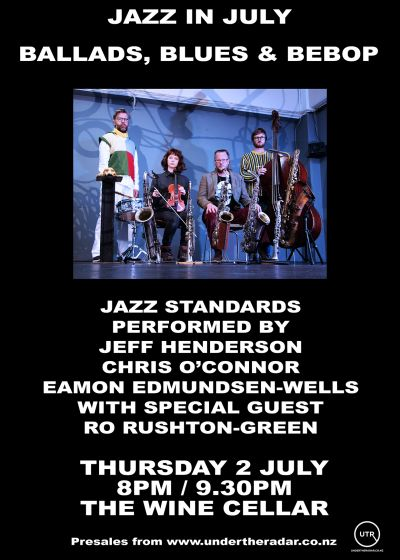 Jazz In July - Ballads, Bebop and Blues