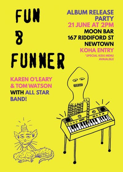 Fun And Funner Better Than Normal Album Release Party