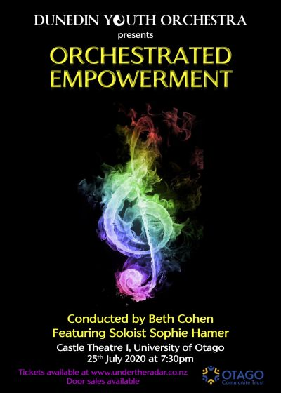 Orchestrated Empowerment - Dunedin Youth Orchestra