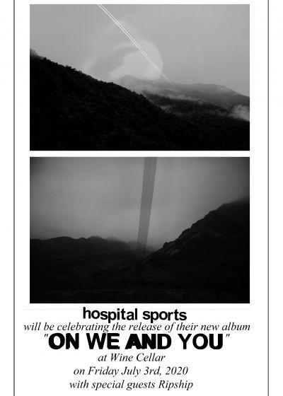Hospital Sports Album Release Show