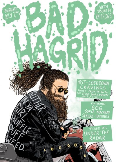 Bad Hagrid | Sog | Sofia Machray