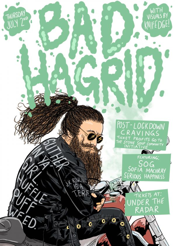 Bad Hagrid | Sog | Sofia Machray