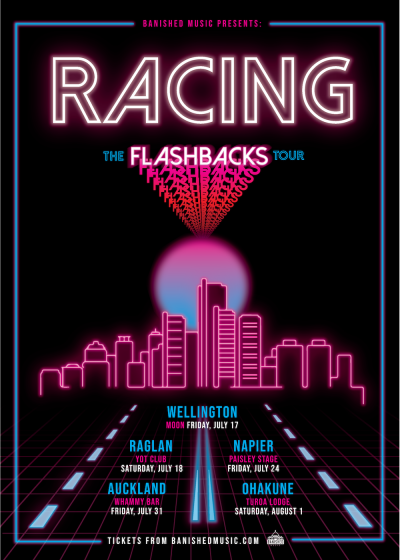 Racing - The Flashbacks Tour