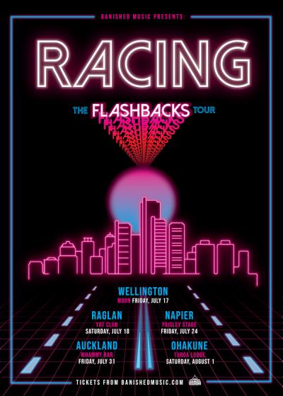Racing - The Flashbacks Tour