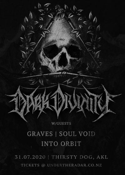 Dark Divinity, Graves, Soul Void, Into Orbit