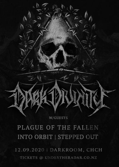 Dark Divinity, Plague Of The Fallen, Stepped Out, Into Orbit