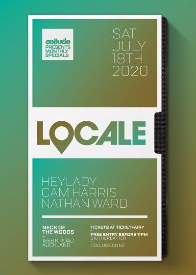 Collude Presents Locale