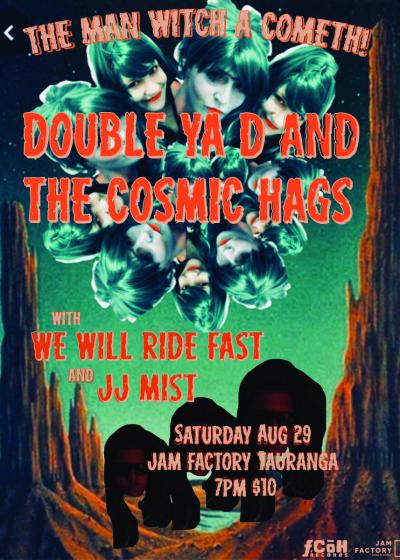 Double Ya D, We Will Ride Fast, Jj Mist