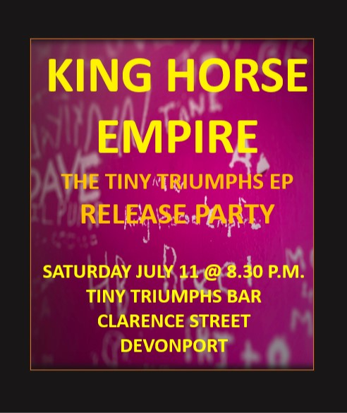 King Horse Empire EP Release Party
