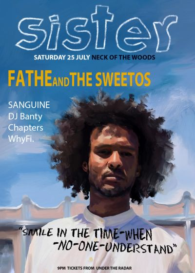 Sister - Fathe & The Sweetos