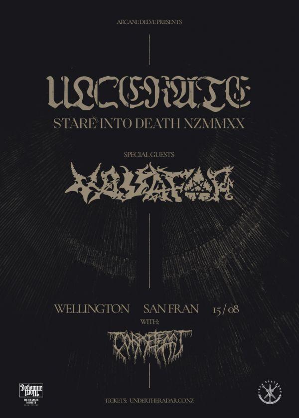 Ulcerate & Vassafor