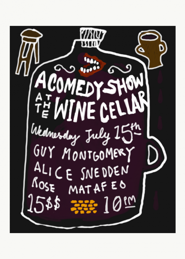 A Comedy Show (late show)