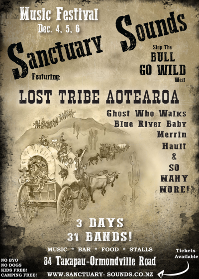 Sanctuary Sounds Music Festival