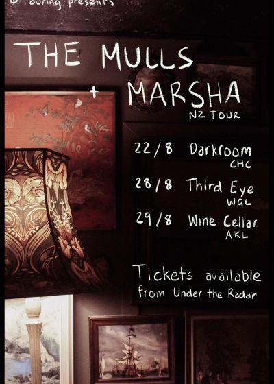 The Mulls & Marsha - Tour 2020