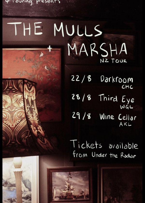 The Mulls & Marsha - Tour 2020 - Cancelled
