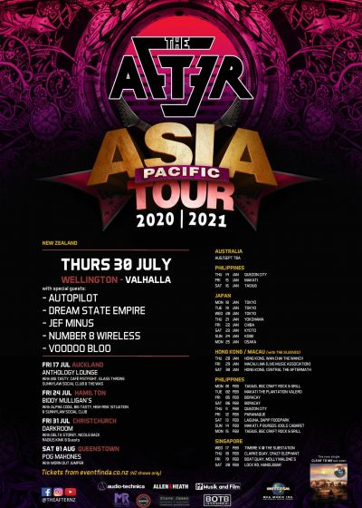 The After - Asia Pacific Tour 2020/2021