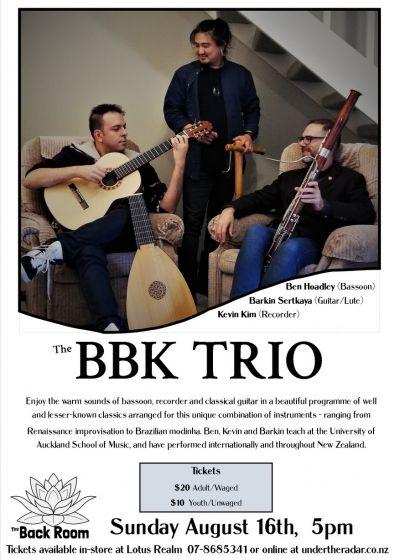 The BBK Trio