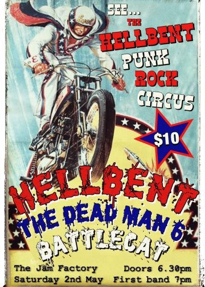 The Hellbent Punk Rock Circus