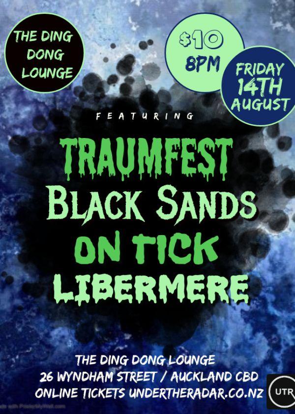Traumfest/Black Sands/On Tick