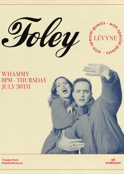 Foley and Special Guests Lévyne