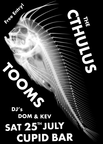 The Cthulus and Tooms