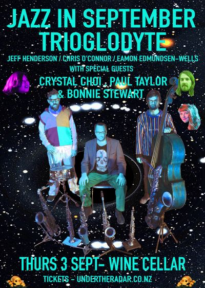 Jazz in September - Trioglodyte with guests