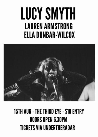 Lucy Smyth / Ella Dunbar-Wilcox / Lauren Armstrong