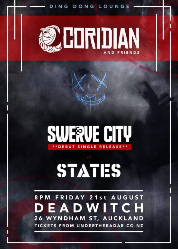 Coridian / Swerve City / States