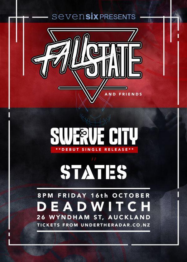 Fallstate, Swerve City, States