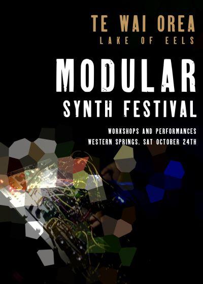 Te Wai Orea Modular Synth Festival