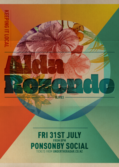 Alda Rezende Live In Auckland (Second Show)