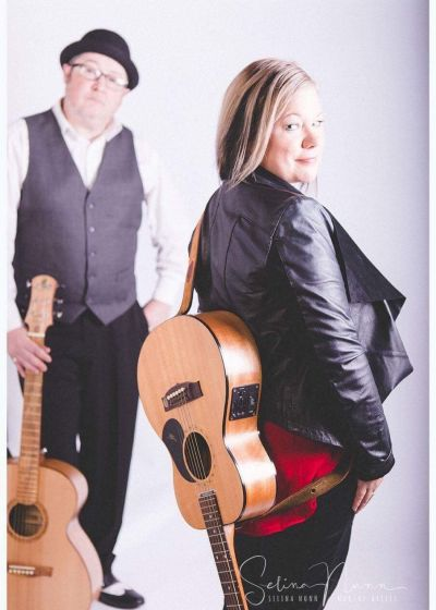 Phil and Lana Doublet: Release Of First Collaborative Album Launch
