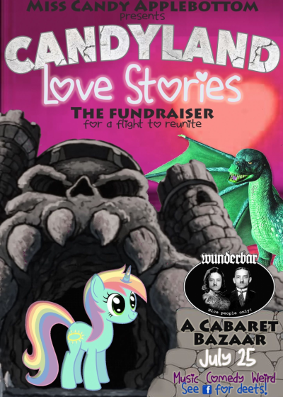 Miss Candy Applebottom Presents Candyland Love Stories
