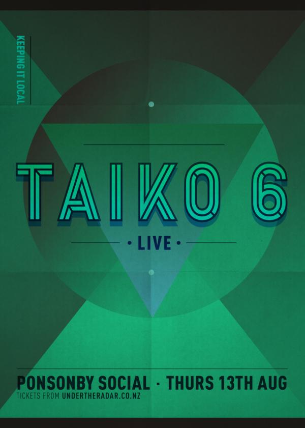 Taiko 6 Live