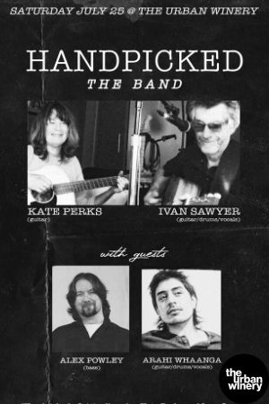 'Handpicked' - The Band - Live