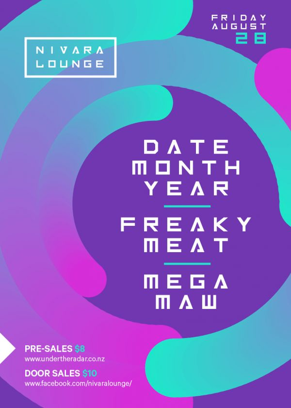 Date Month Year, Freaky Meat