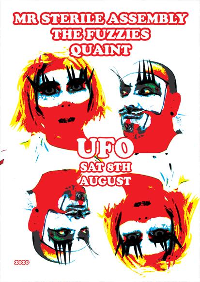 Mr Sterile Assembly Return To UFO