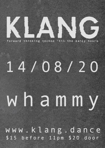 Klang - Postponed