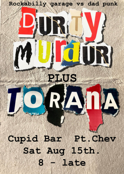 Torana and Durty Murdur