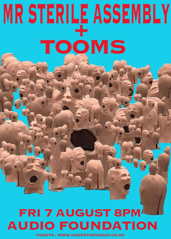 Mr Sterile Assembly + Tooms