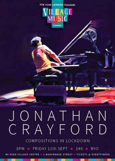 Jonathan Crayford - Compositions In Lockdown